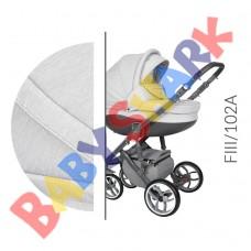 Коляска 2в1 Baby Merc Faster Style 3 FIII/102A