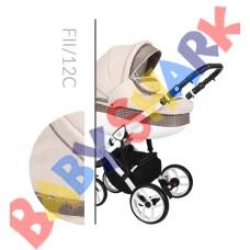 Коляска 2в1 Baby Merc Faster Style 2 FII/12C