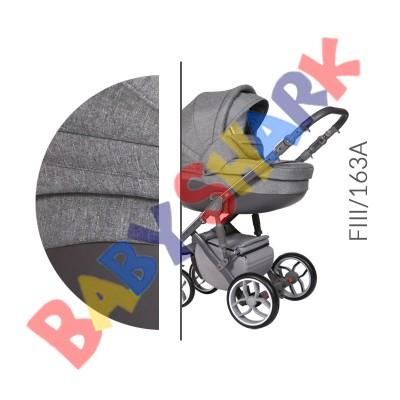Коляска 2в1 Baby Merc Faster Style 3 FIII/163A