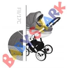 Коляска 2в1 Baby Merc Faster Style 2 FII/17C