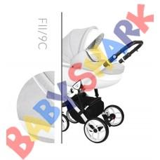 Коляска 2в1 Baby Merc Faster Style 2 FII/9C