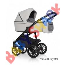 Коляска 2в1 Riko Villa 01
