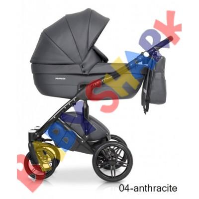 Универсальная коляска 2в1 Riko Naturo Еcco 04