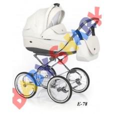 Универсальная коляска 2в1 Roan Emma E-78