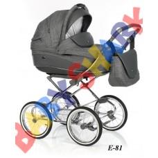 Универсальная коляска 2в1 Roan Emma E-81