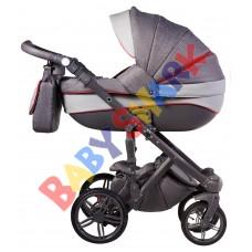 Универсальная коляска 2в1 Adamex Prince X-1