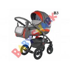 Коляска 2в1 Adamex Barletta  B3