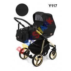 Коляска 2в1 Adamex Reggio Limited Chrom Y117