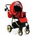 Коляска 2в1 Adamex Reggio Limited Chrom Y832