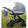 Коляска 2в1 Adamex Galactic Eco 603K