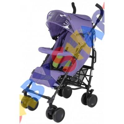 Прогулочная коляска-трость Quatro Lily Purple №9