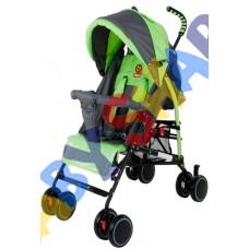 Прогулочная коляска-трость Quatro Mini Green №2