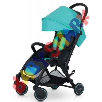 Прогулочная коляска EasyGo Minima Malachite