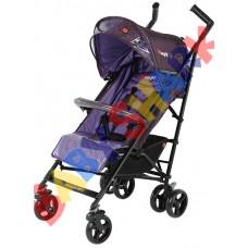 Прогулочная коляска-трость Quatro Nafi Purple