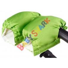 Рукавички для коляски Умка Зеленый
