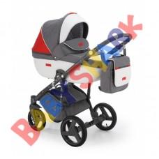 Коляска 2в1 Bebe-mobile Ravenna SPORT V101