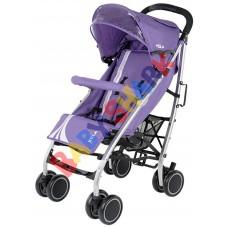 Прогулочная коляска-трость Quatro Vela Purple