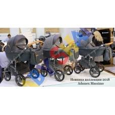 Коляска 2в1 Adamex Massimo V8