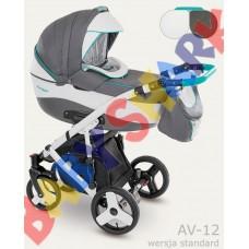 Универсальная коляска 2в1 Camarelo Avenger 12