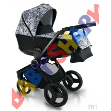 Универсальная коляска 2в1 Bexa Fresh FR1