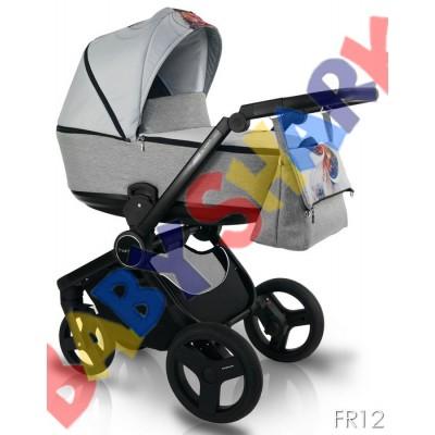 Универсальная коляска 2в1 Bexa Fresh FR12