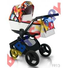 Универсальная коляска 2в1 Bexa Fresh FR13