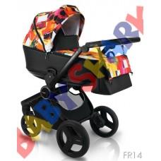 Универсальная коляска 2в1 Bexa Fresh FR14