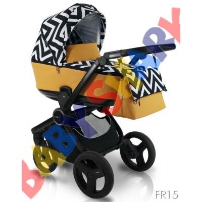 Универсальная коляска 2в1 Bexa Fresh FR15