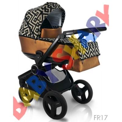 Универсальная коляска 2в1 Bexa Fresh FR17