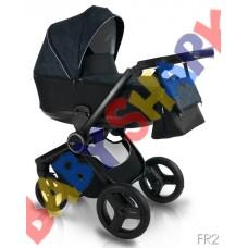 Универсальная коляска 2в1 Bexa Fresh FR2