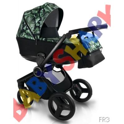 Универсальная коляска 2в1 Bexa Fresh FR3