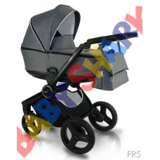 Универсальная коляска 2в1 Bexa Fresh FR5