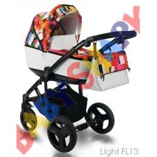 Коляска 2в1 Bexa Fresh Light FL13