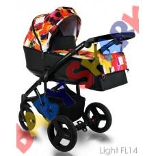 Коляска 2в1 Bexa Fresh Light FL14