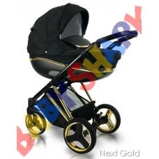 Универсальная коляска 2в1 Bexa Next Gold