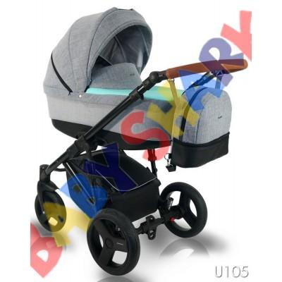 Универсальная коляска 2в1 Bexa Ultra New U105