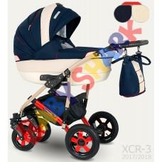 Универсальная коляска 2в1 Camarelo Carmela XCR-3