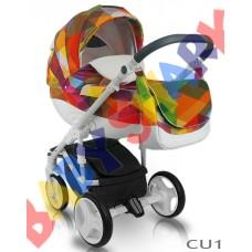 Универсальная коляска 2в1 Bexa Cube CU-1