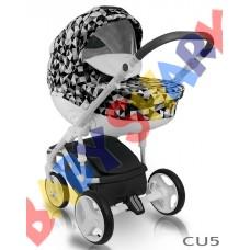 Универсальная коляска 2в1 Bexa Cube CU-5