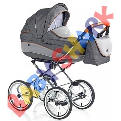 Универсальная коляска 2в1 Roan Emma Chrom E-60