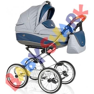 Универсальная коляска 2в1 Roan Emma Chrom E-61