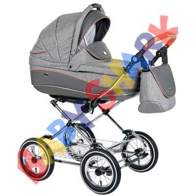 Универсальная коляска 2в1 Roan Emma E-56