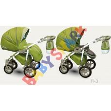 Универсальная коляска 2в1 Camarelo Figaro FI-3