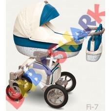 Универсальная коляска 2в1 Camarelo Figaro FI-7