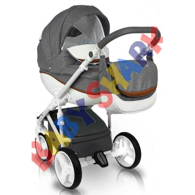 Универсальная коляска 2в1 Bexa Ideal New IN-1