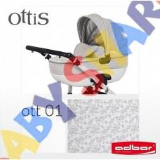 Универсальная коляска 2в1 Adbor Ottis 01