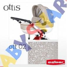 Универсальная коляска 2в1 Adbor Ottis 02