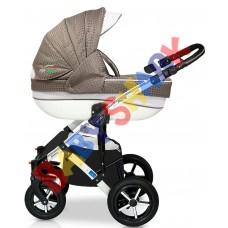 Универсальная коляска 3в1 Verdi Pepe Eco Plus Dynamic 65