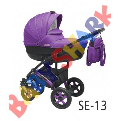 Универсальная коляска 2в1 Camarelo Sevilla XSE-13