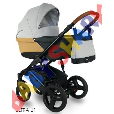 Универсальная коляска 2в1 Bexa Ultra U1